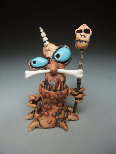 Ceramic Monsters Monster8all