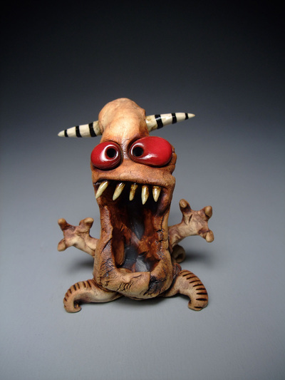 Ceramic Monsters Monster8all